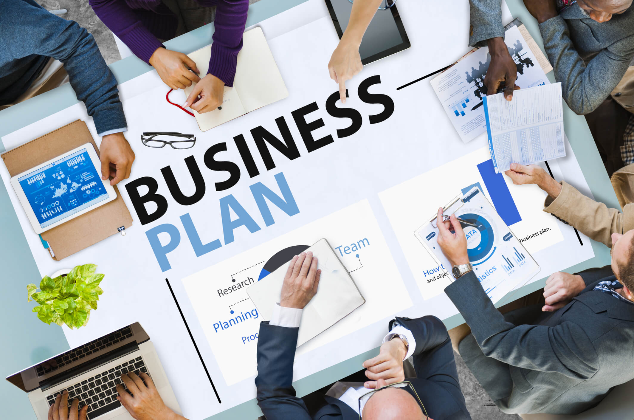 Information disclosure on Business plan 2021